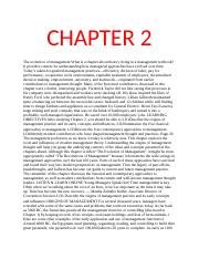 CHAPTER 2 & 3
