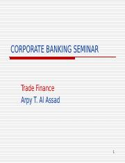 Corporate Banking 3