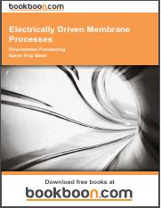 electrically-driven-membrane-processes