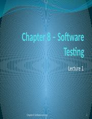 Ch8SoftwareTesting.pptx