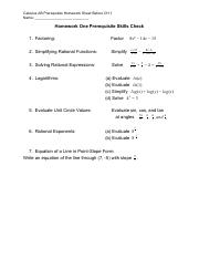 Calculus AB Prerequisite Homework Sheet Before CH 1 .pdf