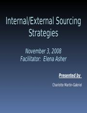 Martin-Gabriel Week 4 Internal External Sourcing Strategies PPT.ppt