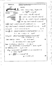 1065_Mechanics Homework Mechanics of Materials Solution