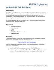 3 4 4 a websoilsurvey activity 3 4 4 web soil survey introduction rh coursehero com pltw cea eoc study guide