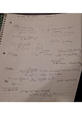 Math 426 Full Course Notes