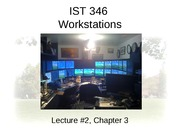 IST 346 - chapter 3