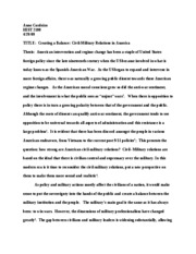 HIST 2100 research proposal
