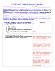 physioex 9 0 exercise 7 review sheet Click here for full access to physioex exercise 2 answer key physioex 90 exercise 2 answer key - 7l21makersmartus  physioex exercise 2 lab and review sheet.
