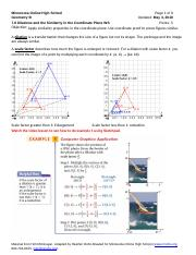 7.6 Dilations and similarity in the coordinate plane (1).docx