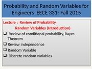 EECE 331-Lecture-4