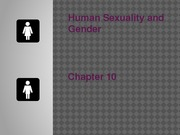 Ch10 Human Sexuality and Gender