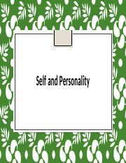 Ch 11 Pt 2 Self and Personality student version.pptx