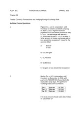 ACCY201_Spring2015_Tutorials_Foreign_Exchange_Tutorial_MCQ - Copy