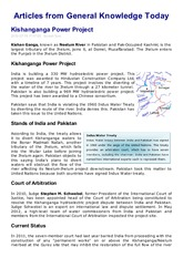 General Knowledge Today (4) - Articles from General