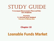 Chapter+10+-Loanable+Funds+Market