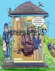 Homeless in the U.S?