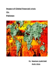 26221317-Impact-of-Global-Financial-Crisis-on-Pakistan