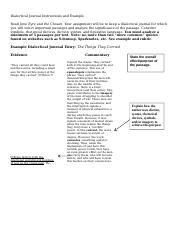 Dialectical Journal Instructions and Example.docx