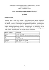 BSTC1001 course outline 2014-15