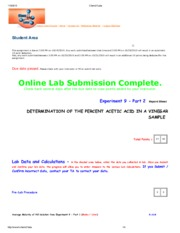 Experiment 9 - Parts II & III % Acetic Acid.pdf