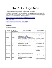 PHYS 142 Geology Lab.docx