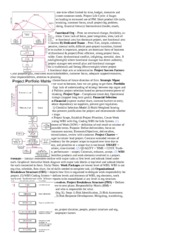 BADM 377 Midterm Cheat Sheet
