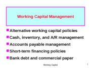 13-Working-capital