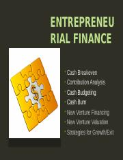 14-09 entrepreneurial finance 2 for posting
