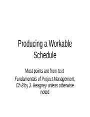 Producing_a_Workable_Schedule_8.ppt