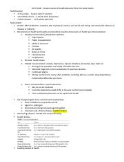Health 2400 Test 1 study guide.docx