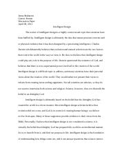 Jenna Maharem-Biology Discussion Paper #5