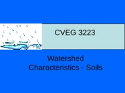 6 Watershed Char Soils