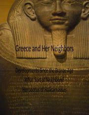 Lecture 8-Greece and Her Neighbors.pptx