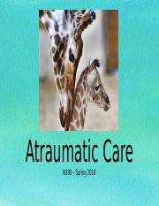 Atraumatic+Care1.pptx