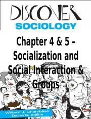 Soc 101, Powerpoint, Lecture 4a,bb.ppt