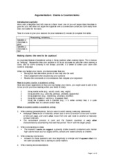 Claims  Counterclaims (HANDOUT).doc