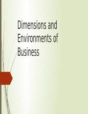 Dimensions and Environments of Business wk 9.pptx