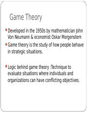 Game theory.ppt