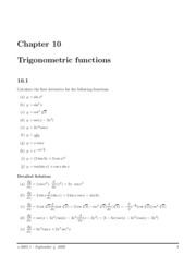 chapter10ProblemsAndSolutions