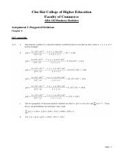 ABA102-Assignment2ans-2013
