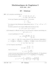 exercices 12 solutions