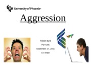 Aggression.ppt