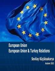 EU and EU&TR relations-Autumn 2015.pdf