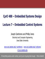 Hw 0 Pdf Cpre 488 Embedded Systems Design Hw 0 Vga Timing Assigned Monday Of Week 1 Due Friday Of Week 1 Points 10 1 Embedded Example Write A Brief Course Hero