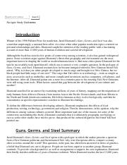 Guns, Germs, and Steel Summary - eNotes.com.pdf
