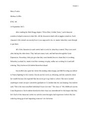 essay copy fowler macy fowler melissa griffin english  2 pages essay 2 copy