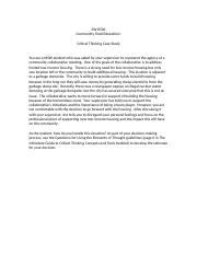 Handout 8500- Session 3- critical thinking case study.docx