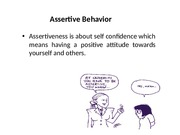 Behaviors in Conflict Mangement