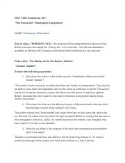 The Stamp Act assignment.pdf