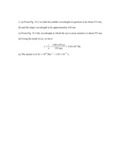 Phys 181b Problem Set 9 Solution